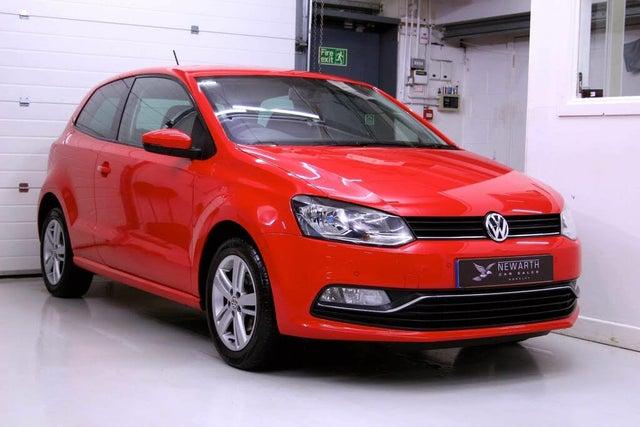 2016 Volkswagen Polo (66 reg)
