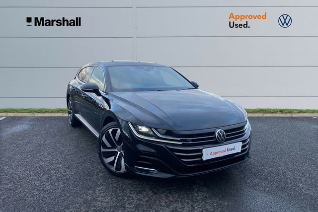 2020 Volkswagen Arteon 2.0 TSI R-Line (190ps) Shooting Brake (70 reg)