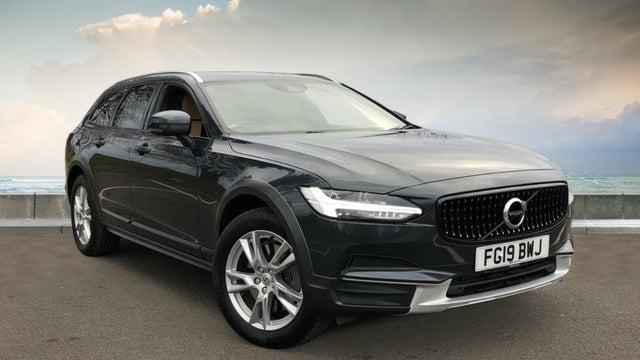 2019 Volvo V90 2.0 T5 Cross Country (19 reg)