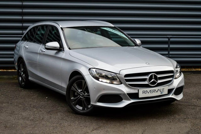 2016 Mercedes-Benz C-Class 2.1d C220d SE Executive Edition Estate 5d Auto (16 reg)