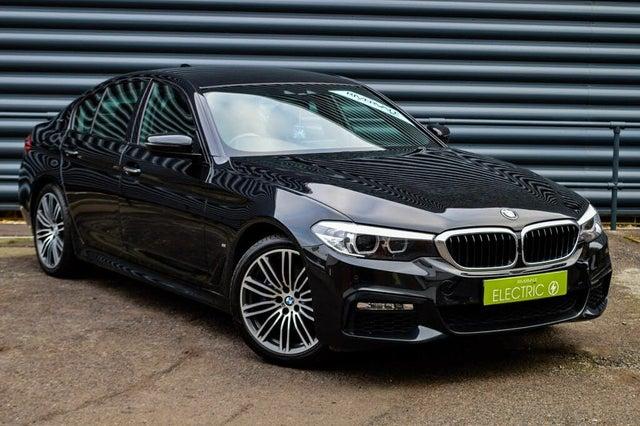 2018 BMW 5 Series 2.0 530e M Sport (181bhp) iPerformance (18 reg)