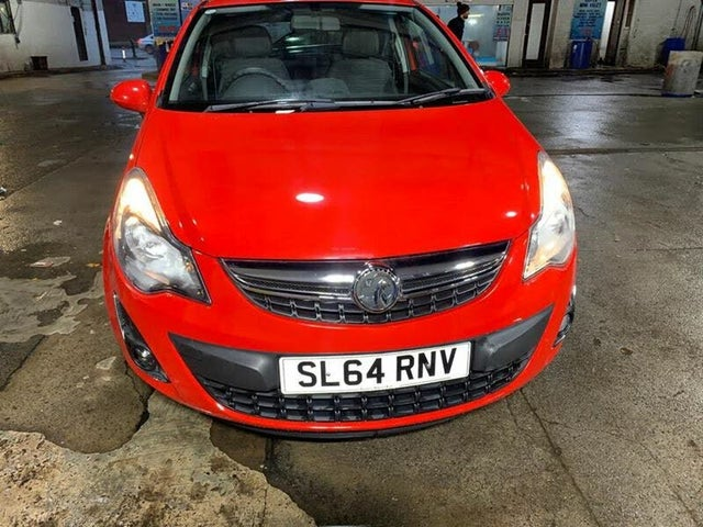 2014 Vauxhall Corsa 1.2 Excite 16v VVT (85ps) 3d (64 reg)