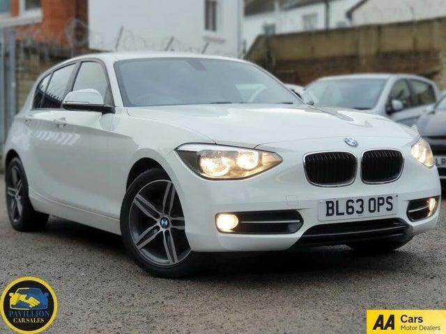2014 BMW 1 Series 1.6 116i Sport (s/s) 5d (63 reg)