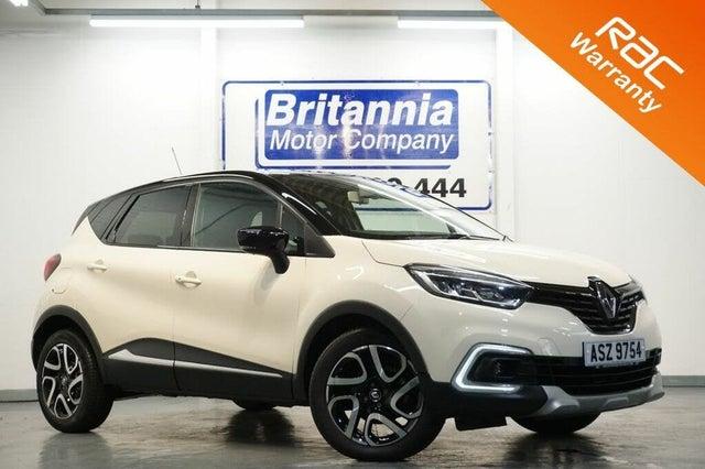 2017 Renault Captur 1.2 Dynamique S Nav (Z9 reg)