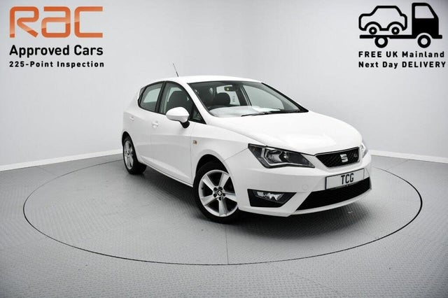 2017 Seat Ibiza 1.2 TSI FR Technology (90ps) Hatchback 5d (17 reg)