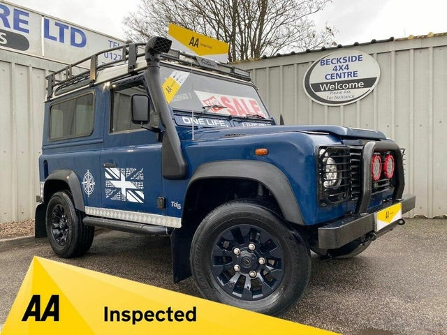 Used Land Rover 90 Defender Hard Top Td5 for sale in ...