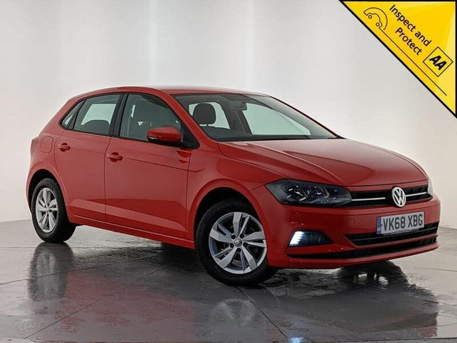 2018 Volkswagen Polo 1.0 SE (75ps) (68 reg)