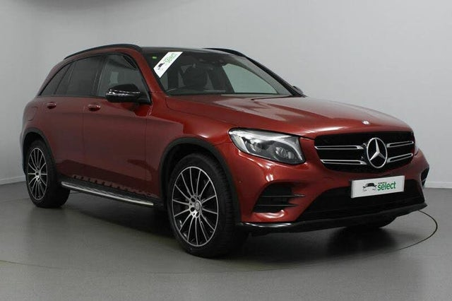 2016 Mercedes-Benz GLC-Class 2.1d GLC250d AMG Line (Premium Plus)(s/s) Station Wagon 5d (16 reg)