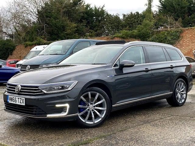 2017 Volkswagen Passat 1.4 TSI GTE Advance Estate 5d (66 reg)