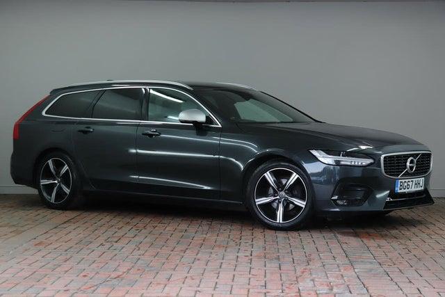 2017 Volvo V90 2.0TD D4 R-Design (67 reg)