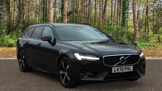 2020 Volvo V90 2.0TD D4 R-Design Plus (70 reg)