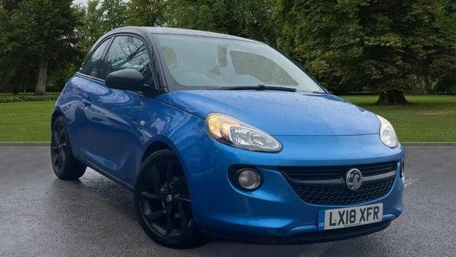 2018 Vauxhall ADAM 1.2i ENERGISED (18 reg)
