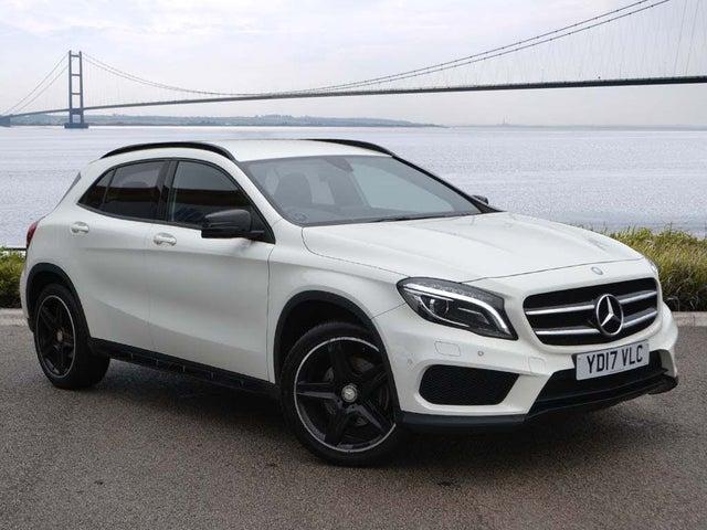 2017 Mercedes-Benz GLA-Class 2.0 GLA 250 AMG Line (Premium)(s/s) (17 reg)