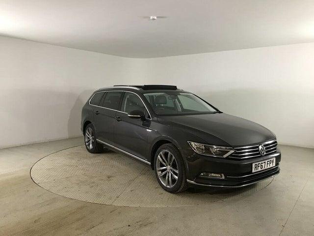 2018 Volkswagen Passat 1.6TDI GT Estate 5d DSG (67 reg)