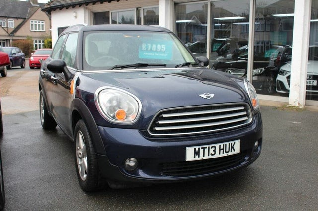 2013 MINI Countryman 1.6 Cooper (Pepper) (13 reg)
