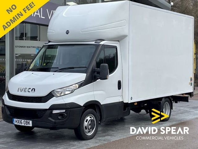 2016 Iveco Daily C Class 2.3TD 35C13 3750 Chassis Cab (16 reg)