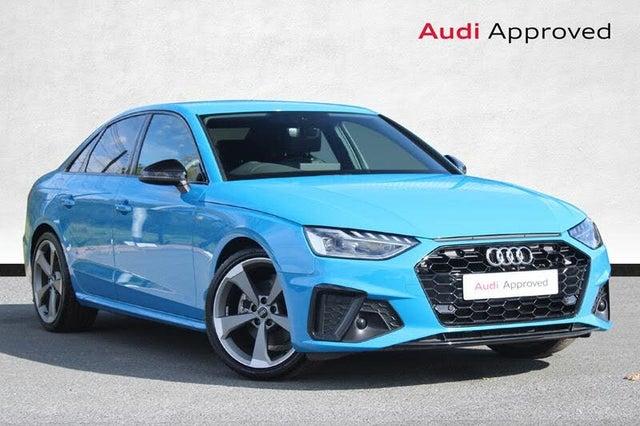 2020 Audi A4 (Z7 reg)