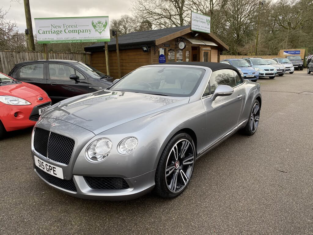 Used Bentley Continental For Sale Cargurus