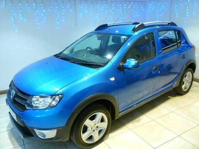 2014 Dacia Sandero Stepway 0.9 Laureate (64 reg)
