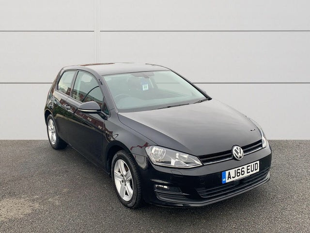 2017 Volkswagen Golf 1.6TDI Match Edition Hatchback 3d (66 reg)
