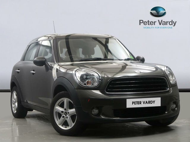 2013 MINI Countryman 1.6 One (Salt) (63 reg)