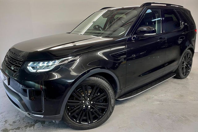 2018 Land Rover Discovery 3.0TD6 HSE Luxury (67 reg)