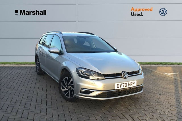 2020 Volkswagen Golf 1.5 TSI Match Edition (150ps) Estate DSG (70 reg)