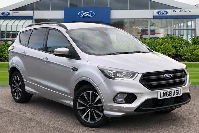 2019 Ford Kuga 2.0TDCi ST-Line (150ps) (s/s) (68 reg)