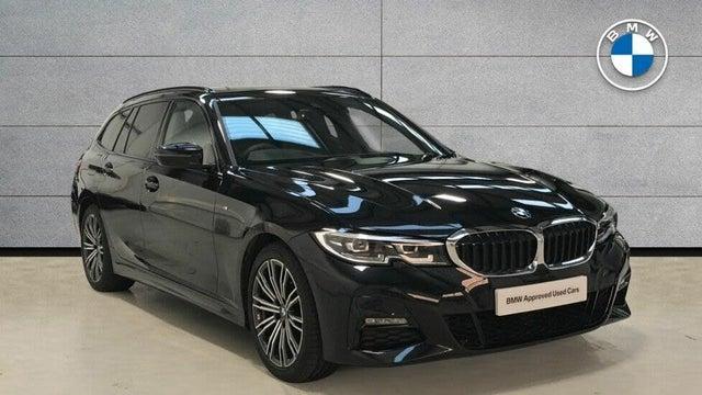 2020 BMW 3 Series 2.0TD 320d xDrive M Sport (Plus Pack) Touring 5d (20 reg)