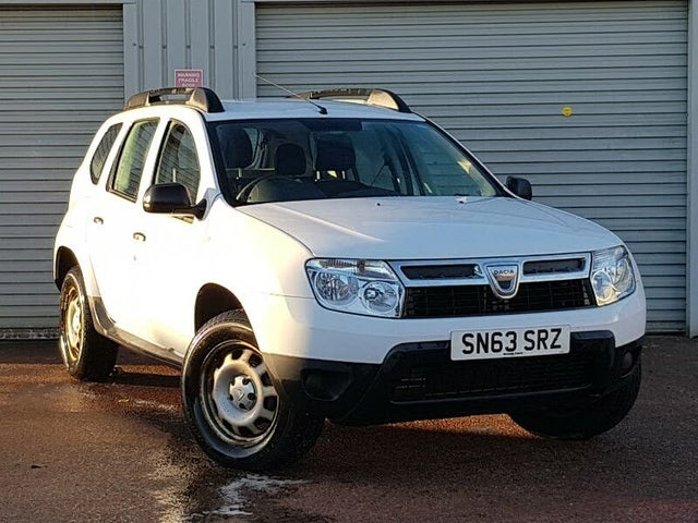 2013 Dacia Duster 1.6 Access 4X4 (63 reg)