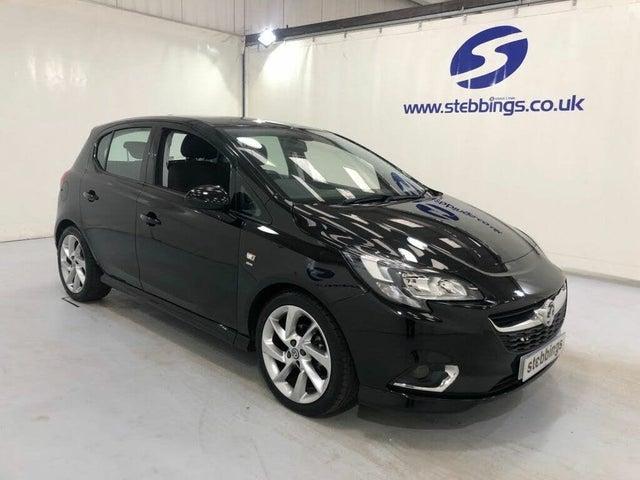2017 Vauxhall Corsa 1.4i SRi VX-Line (90ps) ecoFLEX 5d (17 reg)