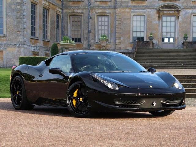 2013 Ferrari 458 4.5 Italia (63 reg)