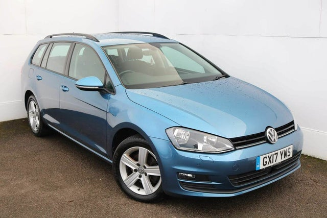 2017 Volkswagen Golf 2.0TDI Match Edition Estate 5d (17 reg)