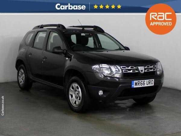 2016 Dacia Duster 1.5dCi Ambiance (110bhp) (s/s) Station Wagon 5d (66 reg)