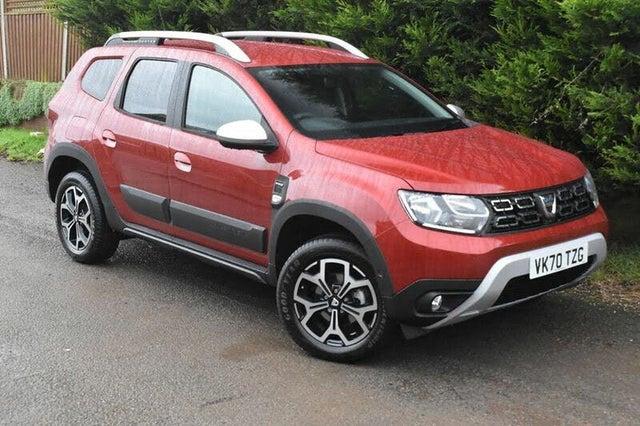 2020 Dacia Duster 1.3 TCe Prestige (150bhp) 4X4 (s/s) (70 reg)