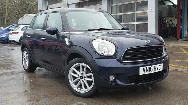 2016 MINI Countryman 1.6TD Cooper D Business Edition (Chili) (s/s) (16 reg)