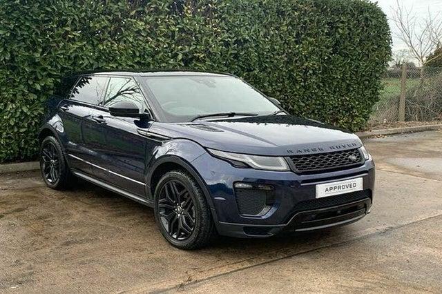 2017 Land Rover Range Rover Evoque 2.0Td4 HSE Dynamic (s/s) Hatchback 5d Auto (66 reg)