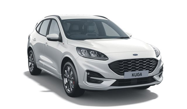 Used Ford Kuga with 2.5 L engine for sale - CarGurus.co.uk