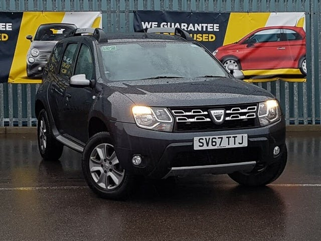 2017 Dacia Duster 1.5dCi Laureate (110bhp) (s/s) Station Wagon 5d Auto (67 reg)