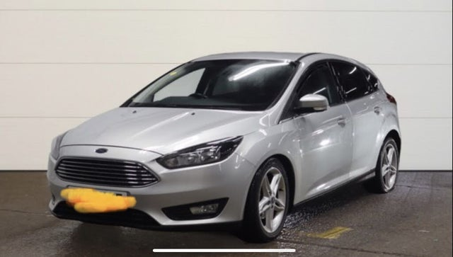 2016 Ford Focus 1.0T Zetec (125ps) Hatchback (66 reg)