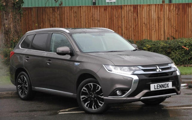 2017 Mitsubishi Outlander 2.0 4hs PHEV (5st) (17 reg)