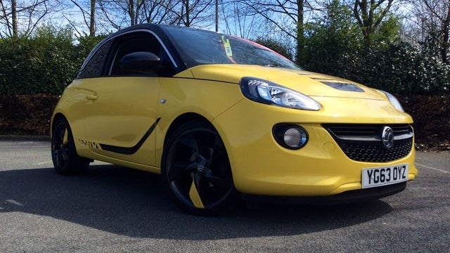2013 Vauxhall ADAM 1.4 SLAM (100ps) (63 reg)