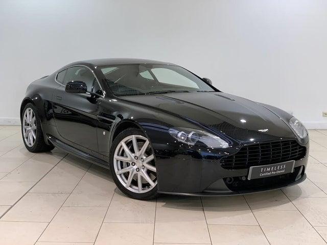 2015 Aston Martin Vantage 4.7 V8 Vantage Coupe (64 reg)