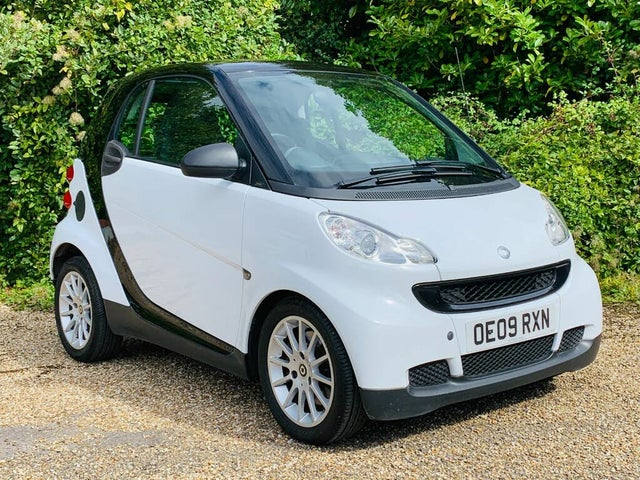 2009 Smart fortwo 1.0 Passion (71bhp) Coupe (09 reg)