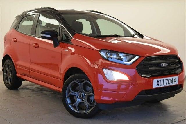 2020 Ford EcoSport 1.0T ST-Line (125ps) (I7 reg)