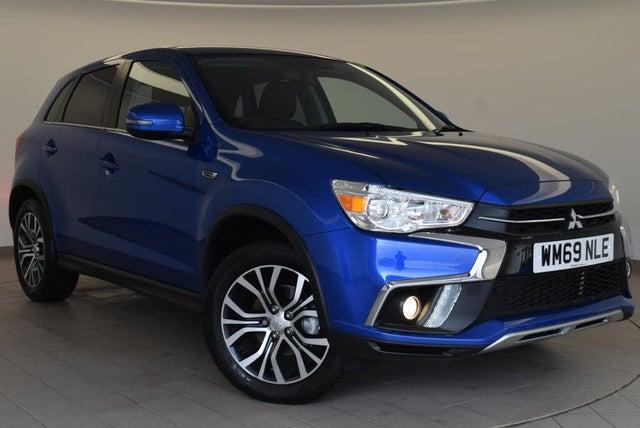 2020 Mitsubishi ASX 1.6 Juro (69 reg)