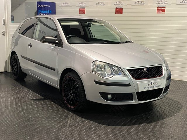 2007 Volkswagen Polo 1.2 E (70PS) 3d (57 reg)