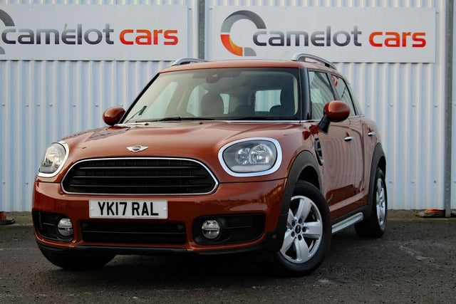 2017 MINI Countryman 1.5 Cooper (s/s) ALL4 Auto (17 reg)