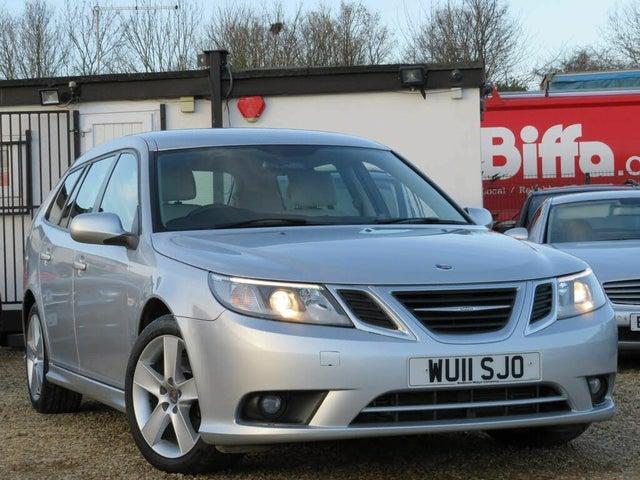 2011 Saab 9-3 1.9TD Turbo Edition 1.9TTiD (180ps) SportWagon 5d (11 reg)