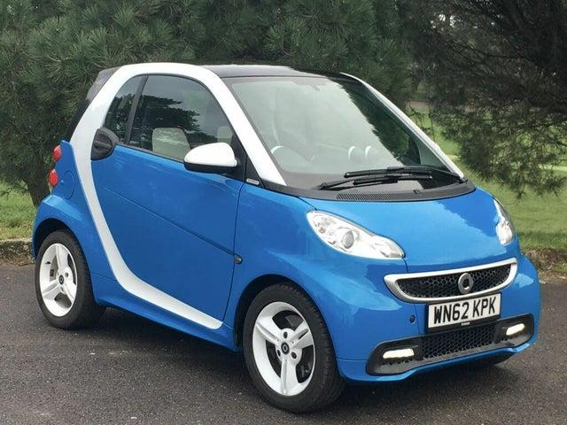 2012 Smart fortwo 1.0 Iceshine mhd (71bhp) Coupe (62 reg)